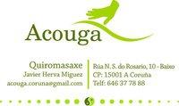 Abertos ao galego - Acouga Quiromasaxe