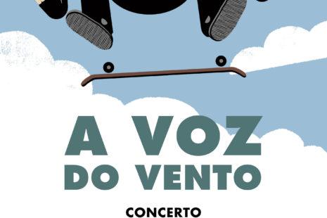 """Concerto presentación do cd """"A Voz do Vento"""" con Fran Amil e A tribo incomprensíbel"""