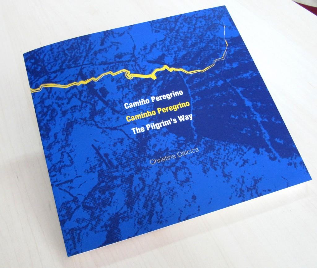 Libro 'Camiño Peregrino', de Christina Oiticica