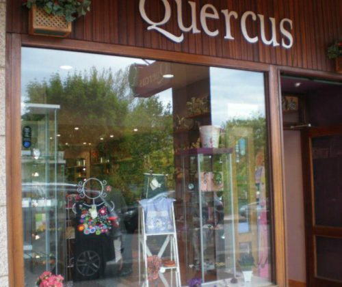 Abertos ao galego - Quercus